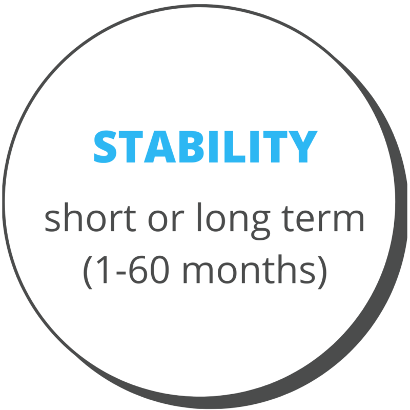 Stability Fixed Rate Icon