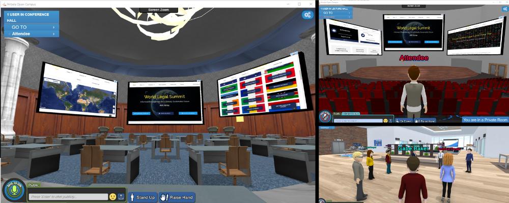 WLS Amplifies its Core Mandate via Virtual World VirBELA
