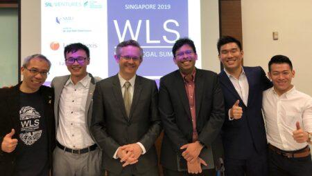 Singapore, WLS 2019
