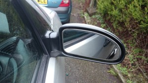wing mirror repaired