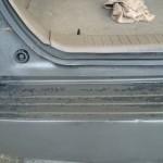 plastic bumper deterioration