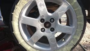 Alloy Wheel Refurbish Repair