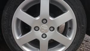 Alloy Wheel Refurbish Finish
