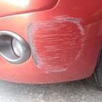 bumper repair plymouth