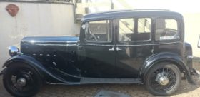 1936 ford austin
