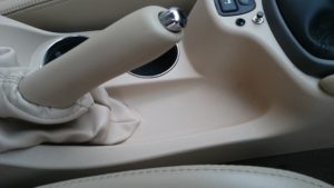 car interior upholstery repaired