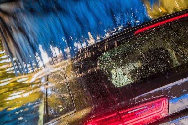 Drive Thru Car Wash