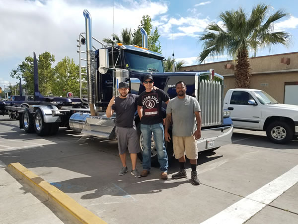 Red Bluff Car Wash and Detailing Crew