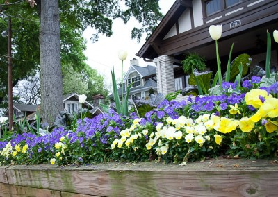 Piedmont Parkside – Front Yard
