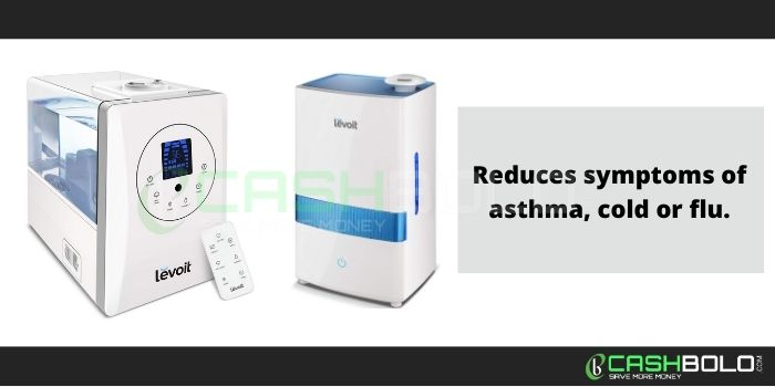 Levoit humidifier coupon