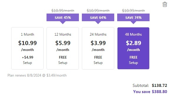 Use hostinger coupon codes effectively