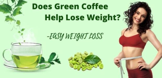 Weight Loss - Organic Green Coffee
