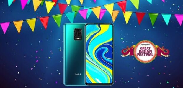 Amazon Great Indian Festival Sale 2020 Redmi Mobile Offers