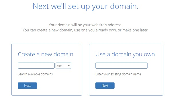 Creat a Domain Name - Free With Bluehost Coupon