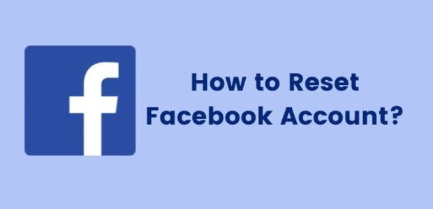 How to Reset Facebook Account
