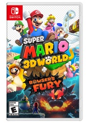 Super Mario 3D World + Bowser's Fury - Nintendo Switch Coupon