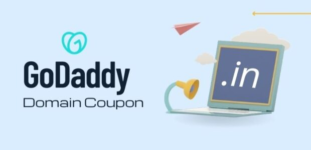 GoDaddy .in Domain Coupon