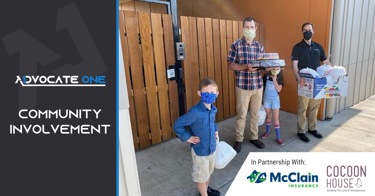 Everett Community Involvement | Advocate One