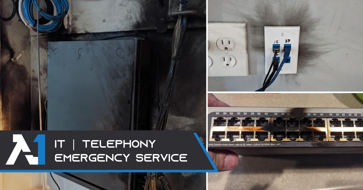 IT and Telephony Emergency Services in Lynnwood, WA   Advocate One