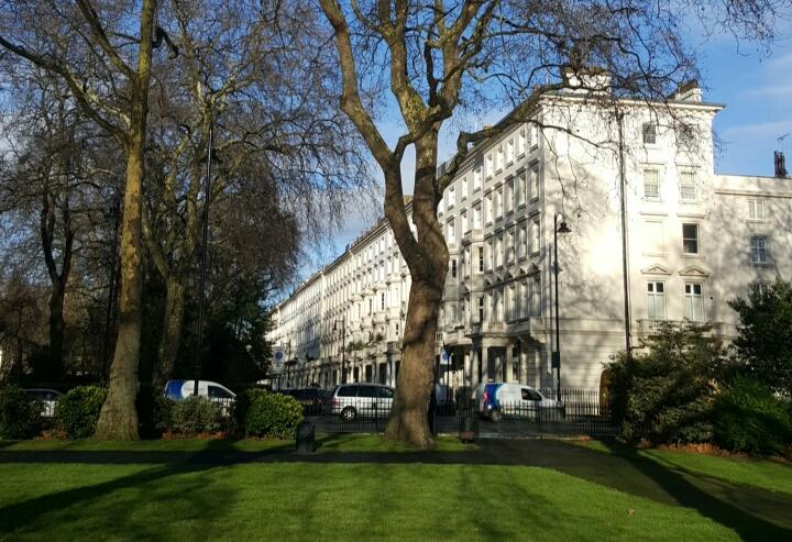 Pimlico Gardens