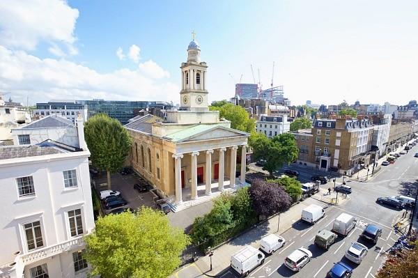 St. Peter's Church (119 Eaton Square)