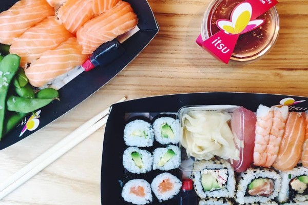 itsu [to you]… delivered to your door