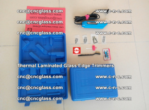 Thermal Laminated Glass Edges Trimmers, for EVA, PVB, SGP, TPU (10)