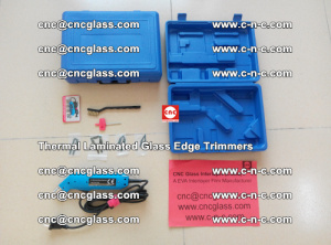 Thermal Laminated Glass Edges Trimmers, for EVA, PVB, SGP, TPU (30)