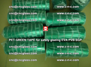 GREEN TAPE for EVALAM interlayer film lamination (158)