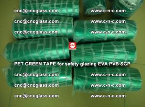 GREEN TAPE for EVALAM interlayer film lamination (164)