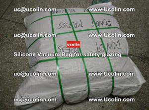 Silicone Vacuum Bag for EVALAM TEMPERED BEND lamination (157)