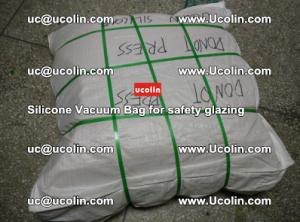 Silicone Vacuum Bag for EVALAM TEMPERED BEND lamination (158)