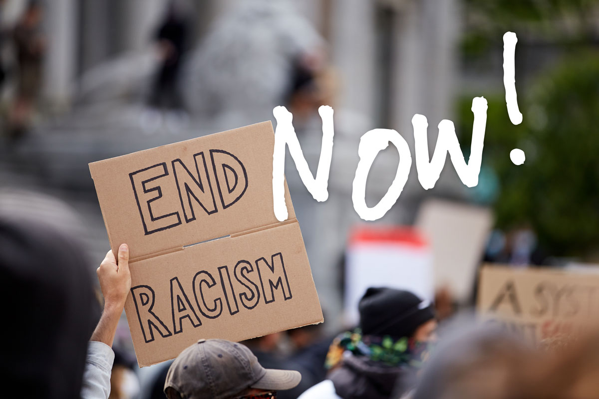 End Racism: Confront Social Injustice