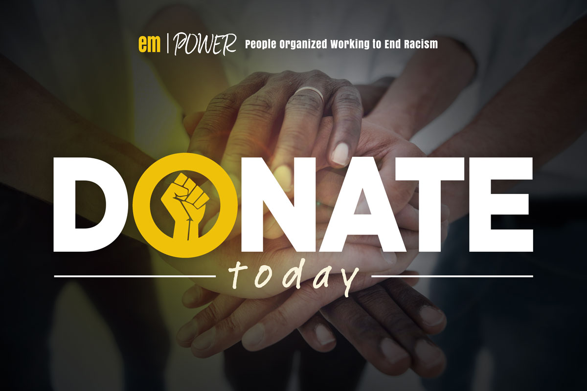 Donate today:  be a bridge to change