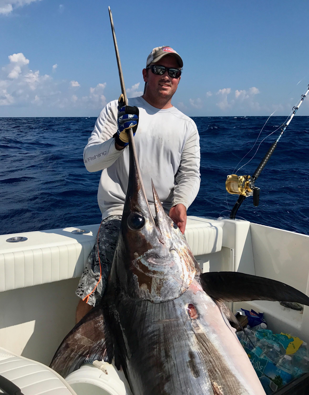 Destin fishing charter Captain Adam Peeples