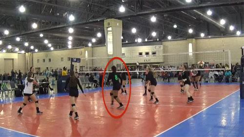 Volleyball Highlight Reel