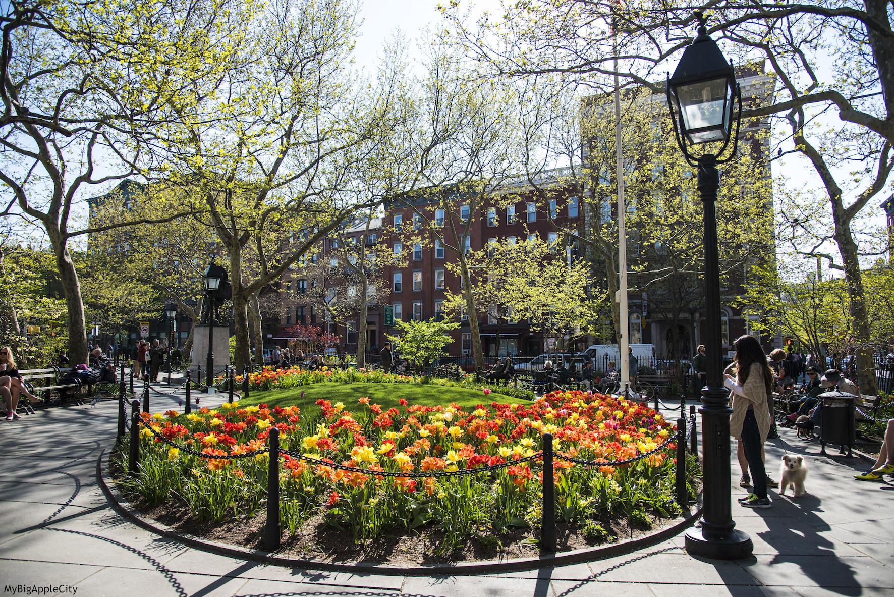 West-Village-visit-spring-New-York-Mybigapplecity-blogvoyage