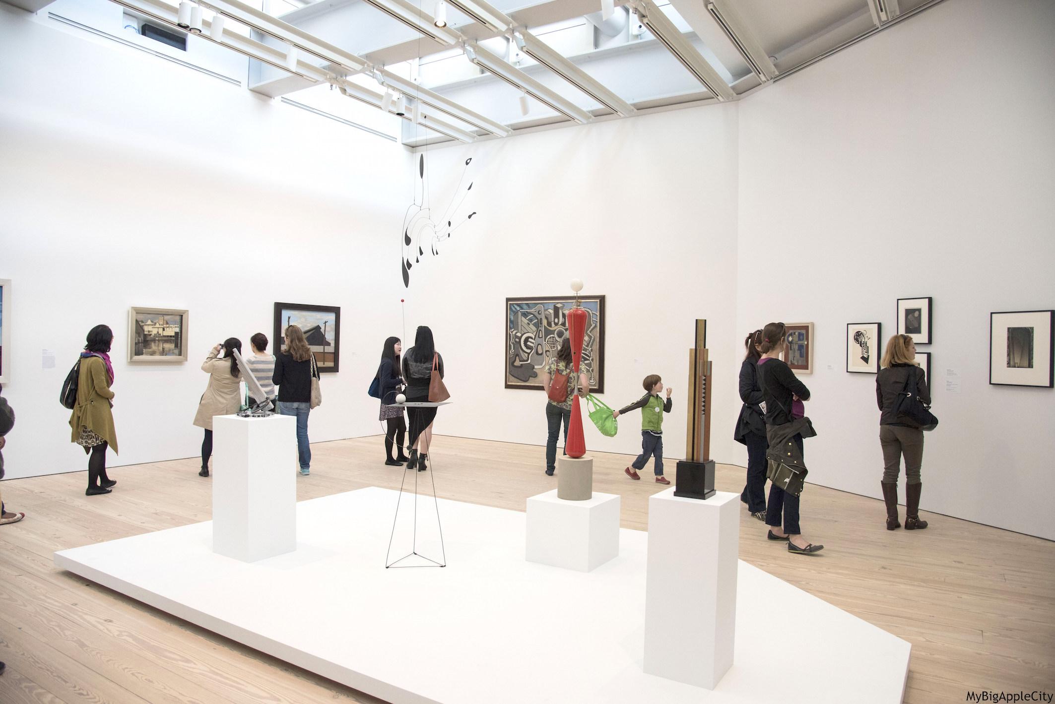 Whitney-Museum-NYC-floor-visit-travel-blogger