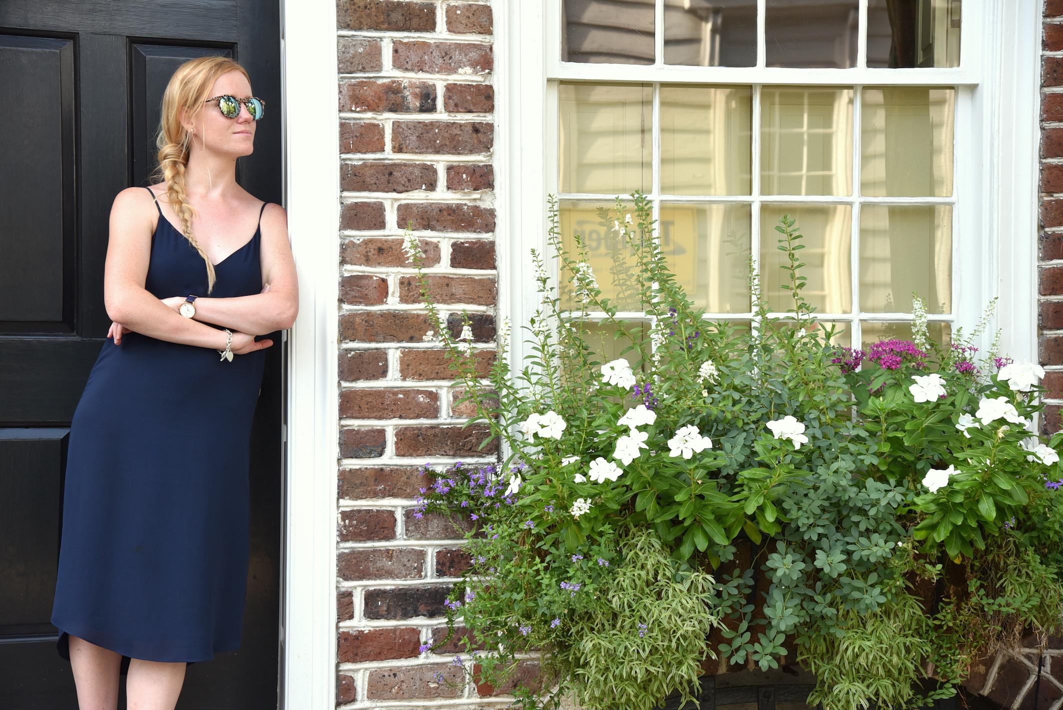 Blogueuse mode voyage look USA Charleston mybigapplecity