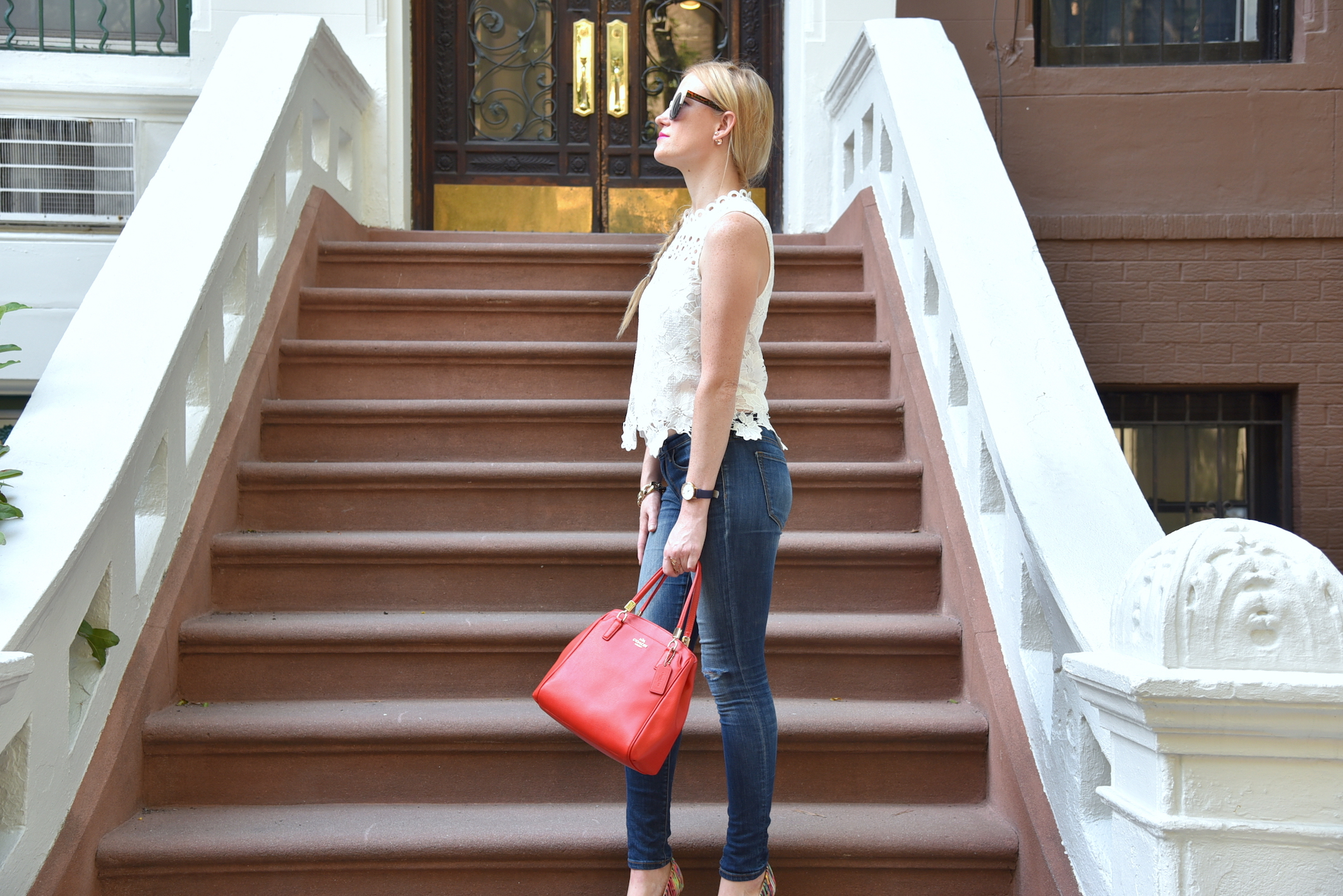 Topshop Style nyc streetstyle outfit fashion blogger