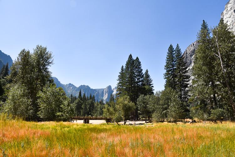 Road Trip California Yosemite Park Travel blog
