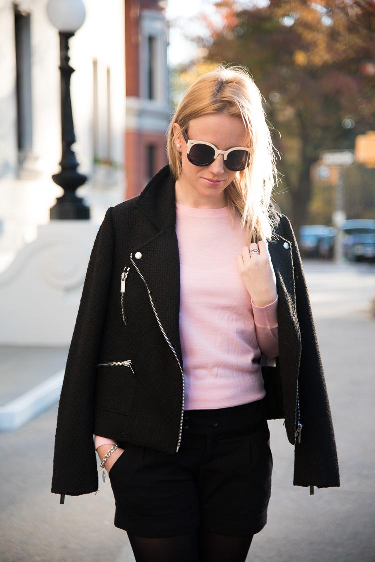 Streetstyle outfit NYC Fashion Blogger New York mybigapplecity