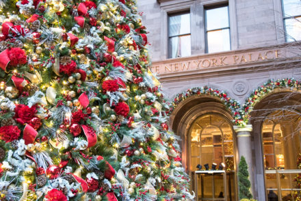 Joyeux Noël New York Sapin de Noël NYC blog voyage