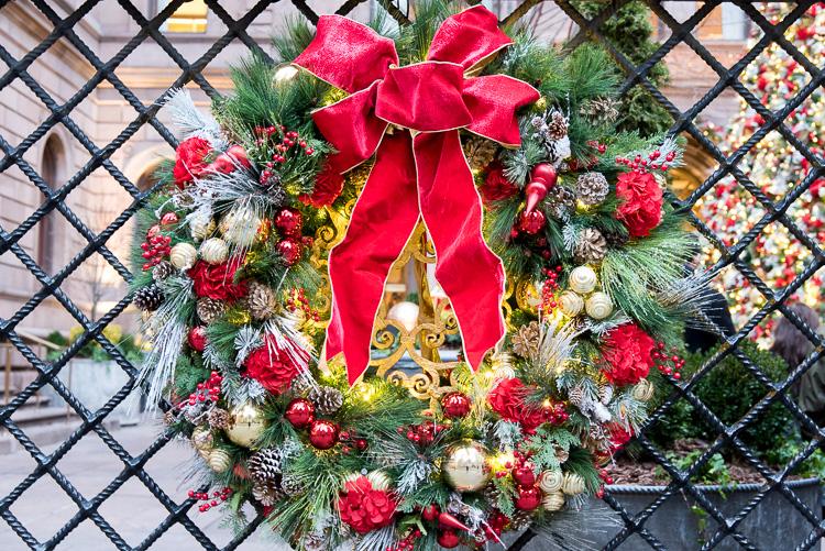 Passer Noël à New York blog voyage NYC