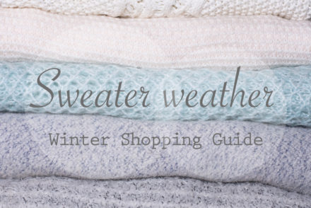 Winter Sweater Shopping guide 2017 NYC Fashion blogger