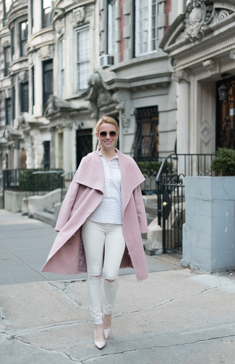 NYC NYFW blogger outfit 2017