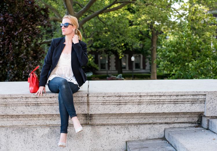 NYC Fashion Blogger OOTD 2017