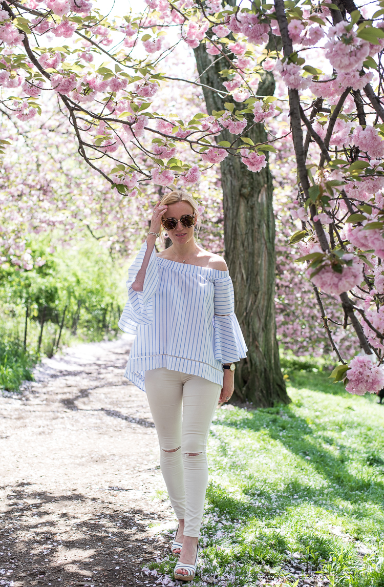blogueuse mode et lifestyle à New York 2017