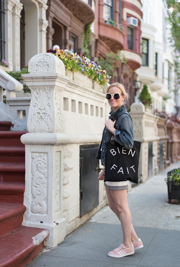 Blogueuse mode lifestyle à New York Mybigapplecity