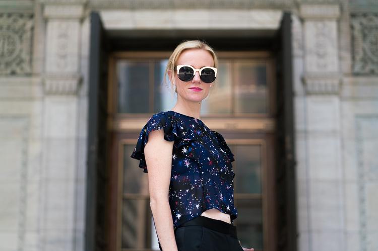 Mybigapplecity French Fashion blogger NYC